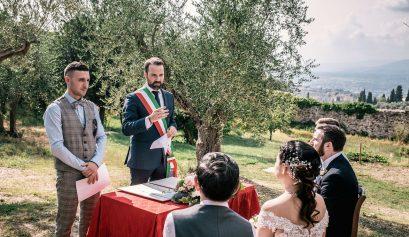 Casarse en Toscana